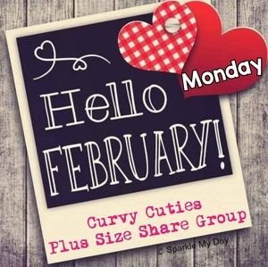 2/17 PLUS SIZE SHARE GROUP: CURVY CUTIES